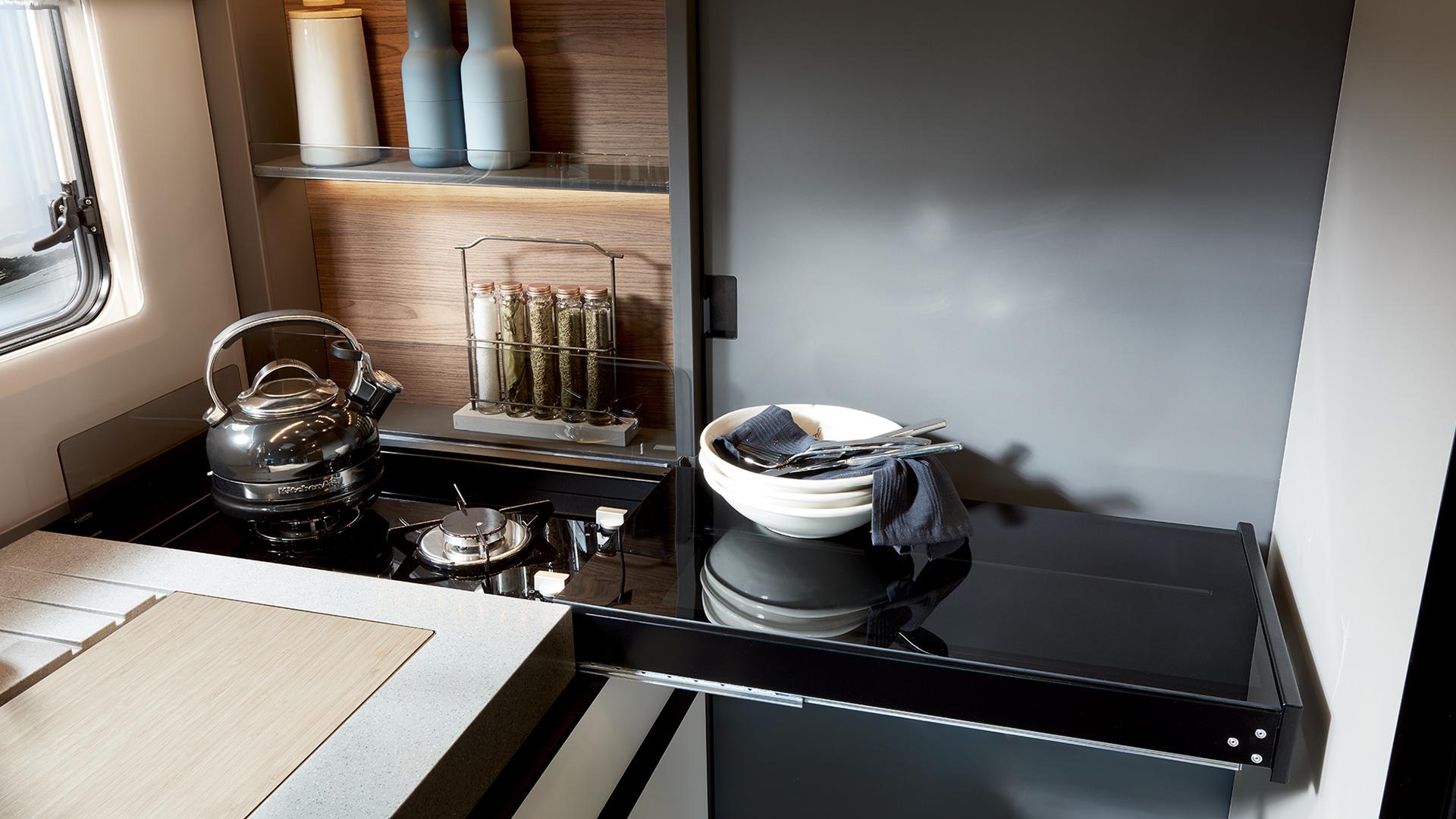 NIESMANN+BISCHOFF ISmove Küche Hubregal