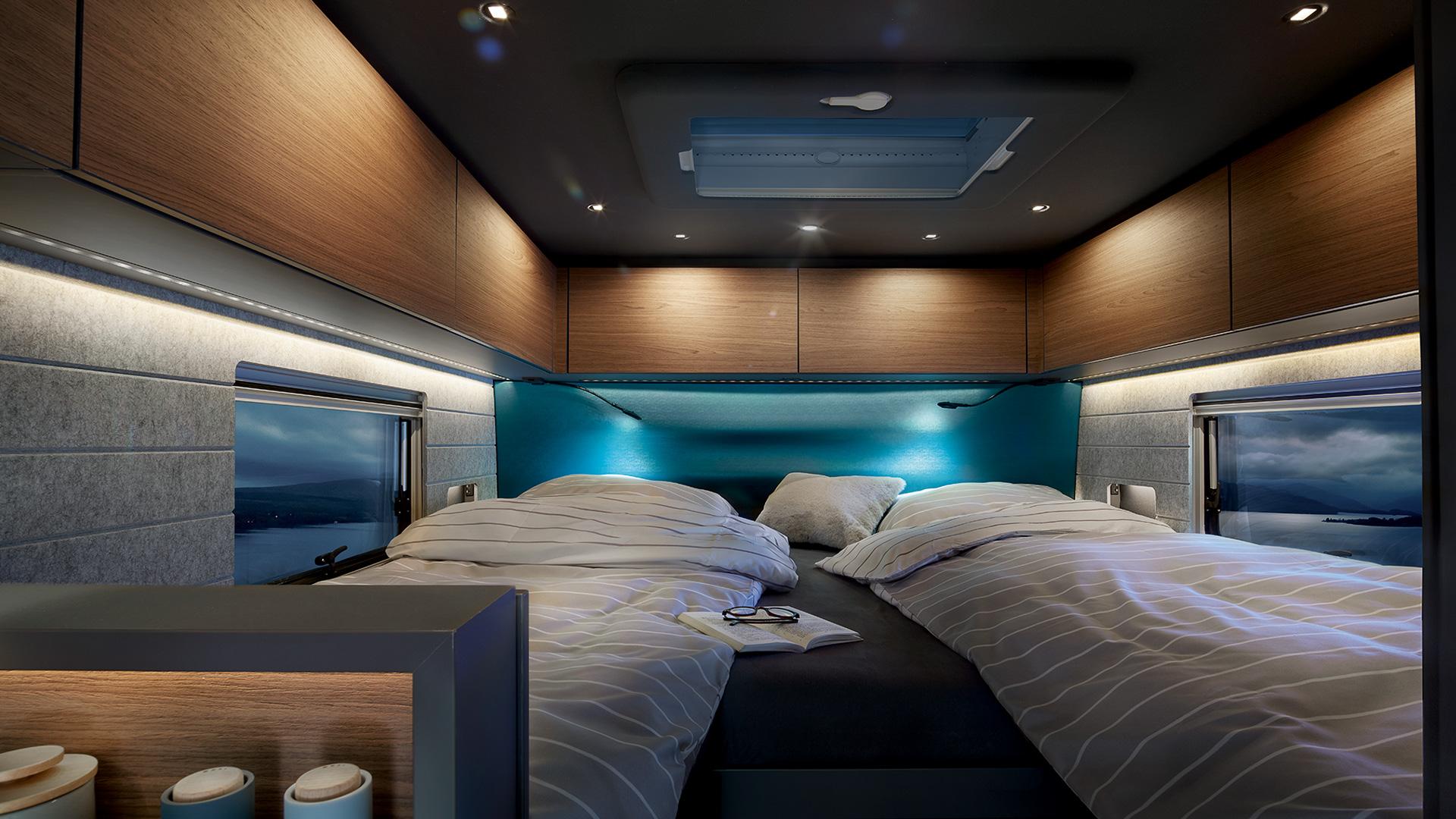 NIESMANN+BISCHOFF ISmove Schlafbereich Einzelbetten