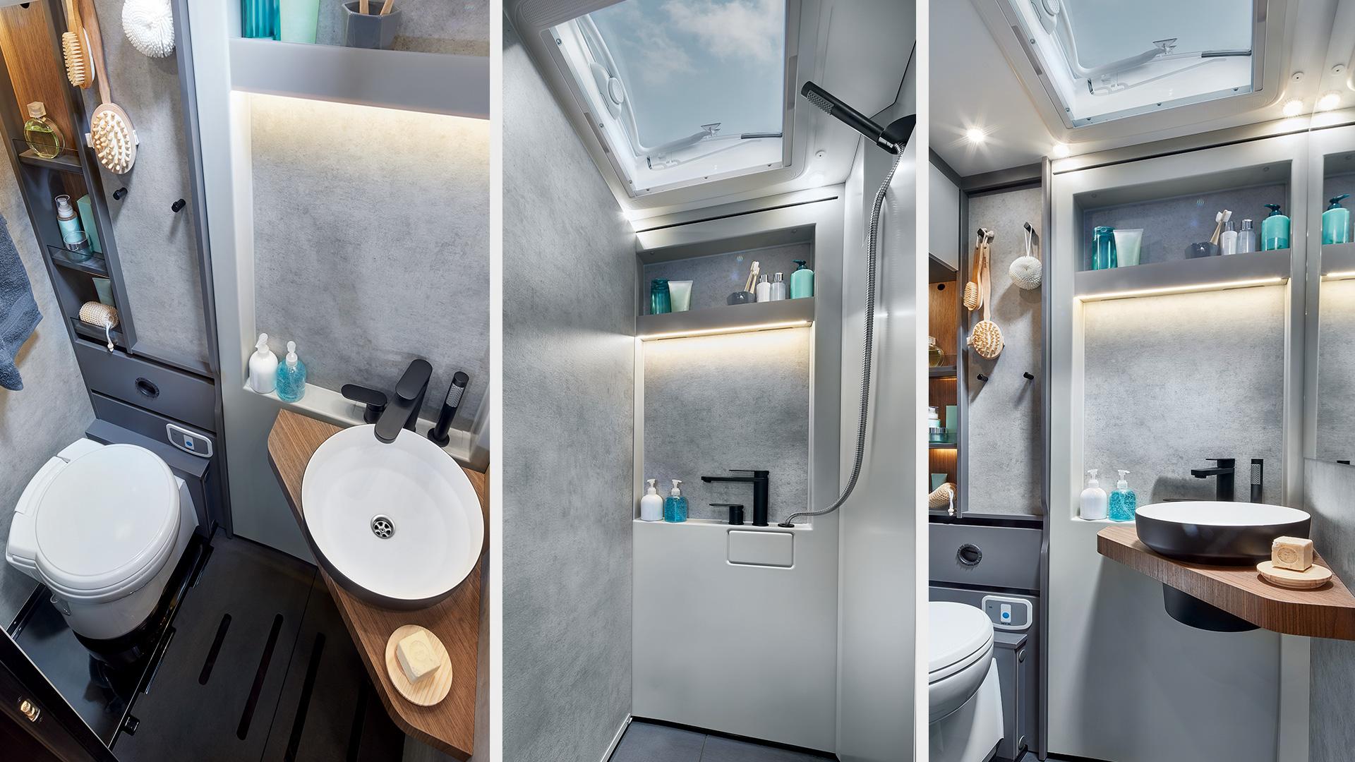 NIESMANN+BISCHOFF ISmove Geräumiges Badezimmer